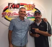 RJ Curtis Takes A Trip To Hays, KS