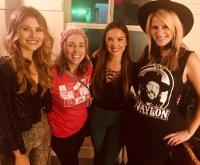 Runaway June Catch Up With WMAD/Madison