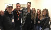 Russell Dickerson & Lindsay Ell Hang With WGKX/Memphis