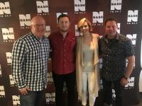 Scotty McCreery Discusses 'Five More Minutes' With WNSH/New York