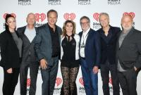 Shania Twain Hangs With iHeartMedia