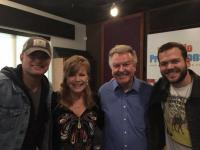Walker McGuire Visits 'Crook And Chase'