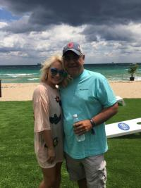 RaeLynn Celebrates #1 Record At Tortuga