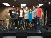Ryan Hurd Performs At WSIX/Nashville