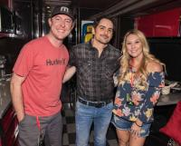 Brad Paisley Celebrates 'Today' At Runaway Country