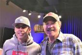 Aaron Watson Stops By 'American Country Countdown'