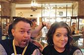 Ashley McBryde Hangs With WDEZ/Wausau, WI