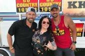 Ashley McBryde Rocks Out At Stagecoach Festival