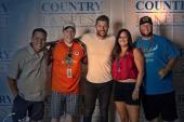 Brett Eldredge Takes On 'Country Fan Fest'