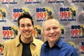 Cale Dodds Continues Radio Tour With KXLY/Spokane