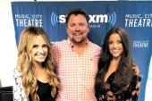 Carly Pearce Stops By SiriusXM