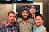 Chris Janson Performs In New York City