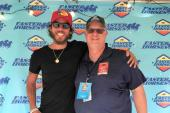 Chris Janson Takes The Stage At Faster Horses Festival