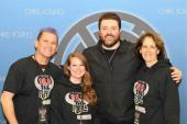 Chris Young Hangs With KNUC/Seattle Morning Team