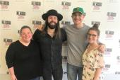 CJ Solar Visits All Access Nashville