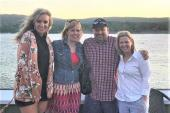 Clare Dunn Hangs With KUKN/Kelso, WA