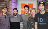 Dan + Shay Hang With 'Ty, Kelly & Chuck'