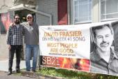 Songwriter David Frasier Celebrates 'Most People Are Good' Success