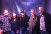 David Lee Murphy Catches Up With Radio Friends