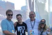 Frankie Ballard Takes On CMA Fest