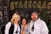 Garth Brooks, Trisha Yearwood Catch Up With KNIX/Phoenix