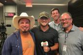 Garth Brooks Catches Up With WYTZ/Benton Harbor, MI