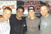 Granger Smith Takes On Tampa