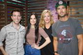 Kacey Musgraves Chats Touring With Harry Styles On 'Ty, Kelly & Chuck'