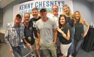 Kenny Chesney 'Gets Along' With Country Radio Friends