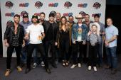 Chris Lane, Chris Janson, Others Kick It In Augusta, GA