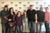 Krystal Keith, Lance Carpenter Stop By All Access Nashville
