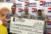 KUZZ/Bakersfield Raises More Than $215k For St. Jude