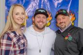 Mitchell Tenpenny Hangs With KUKN/Kelso, WA