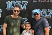Mason Ramsey Hangs In Charlotte