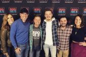 Morgan Wallen Hangs With WEBG/Chicago