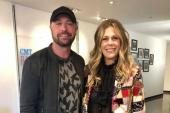 Rita Wilson Chats With Cody Alan
