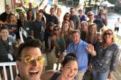 Russell Dickerson Hangs With WNCB/Raleigh Listeners