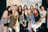 Shania Twain Hangs With The 'Next Women Of Country'