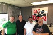 Smith & Wesley Talk New Music With WDGG/Huntington