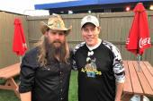 Chris Stapleton Catches Up With KUBL/Salt Lake City