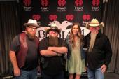 Sundance Head Stops By WNCB/Raleigh