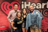 Tenille Arts Swings By KWNR/Las Vegas
