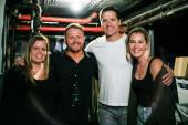 Walker Hayes Hangs In The Big Apple
