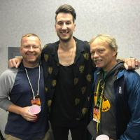 Russell Dickerson Hangs With WOGI/Pittsburgh