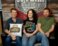 Ashley McBryde Hangs With Tige & Daniel