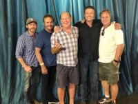 Blake Shelton Takes Nissan Stadium Stage At CMA Fest