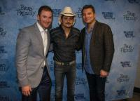 Brad Paisley Takes The Stage In Los Angeles