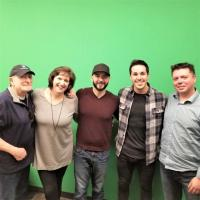 Cale Dodds Continues Radio Tour With KSON/San Diego