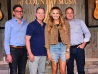 Carly Pearce Visits Academy Of Country Music