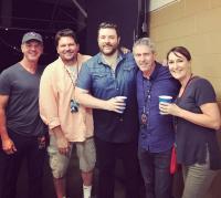 Chris Young Sells Out Nashville's Bridgestone Arena